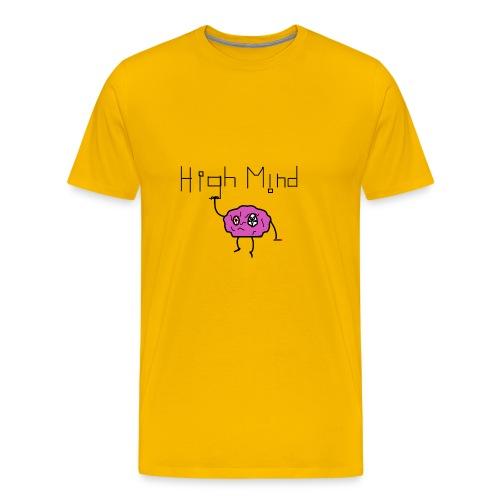 HighMind Brain - Men's Premium T-Shirt