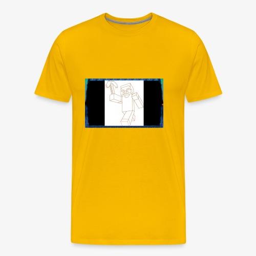broer steve shirt - Men's Premium T-Shirt
