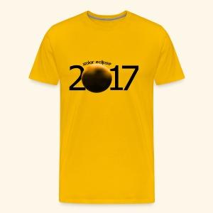 Solar Eclipse - Men's Premium T-Shirt