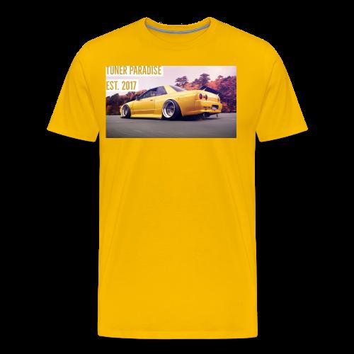 Slammed GTR R32 - Men's Premium T-Shirt