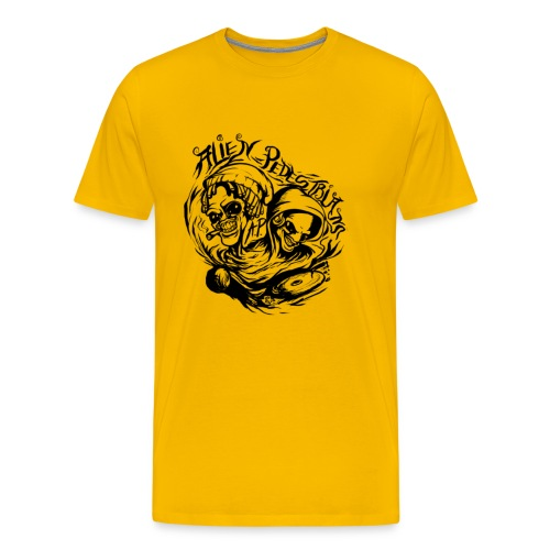 AP logo 003 - Men's Premium T-Shirt