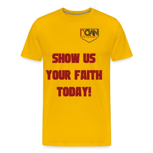 rOWN LOGO T SHIRT - Men's Premium T-Shirt