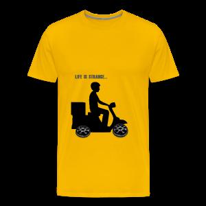Life is strange... - Men's Premium T-Shirt