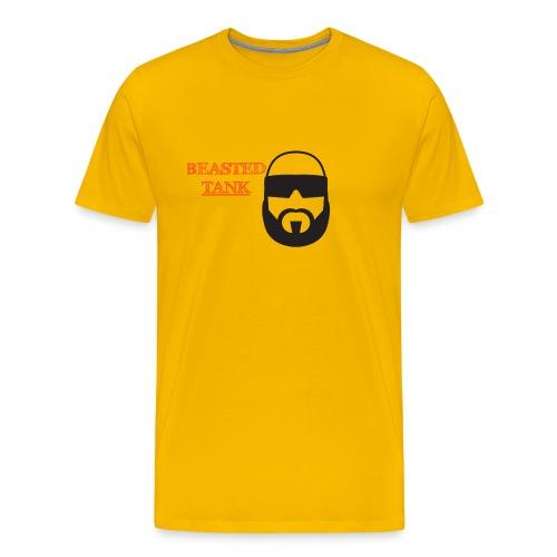 Beasted Tank - Men's Premium T-Shirt