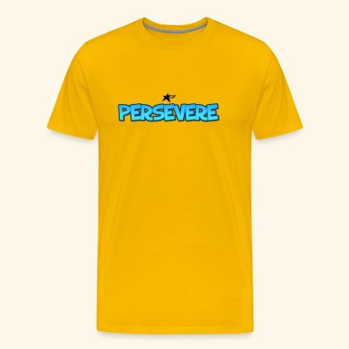 Persevere T-shirts - Men's Premium T-Shirt