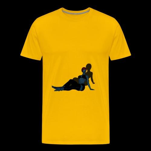 sexy Vixen - Men's Premium T-Shirt
