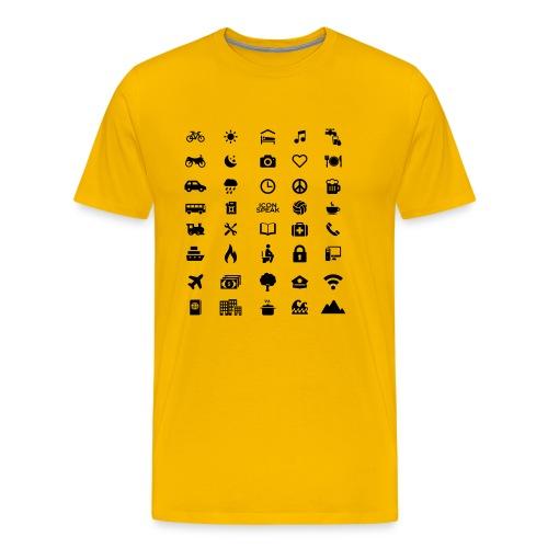 Good design name - Men's Premium T-Shirt