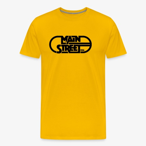 Main Street USA - Men's Premium T-Shirt