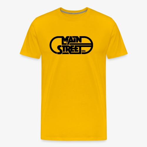 Main Street USA - Men's Premium T-Shirt