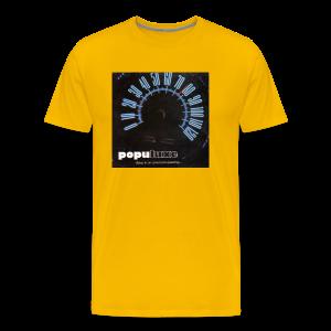 Deep in an American evening - Men's Premium T-Shirt
