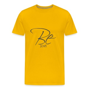 Be - Men's Premium T-Shirt