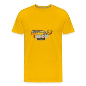 Alex Complex Tekkit logo - Men's Premium T-Shirt