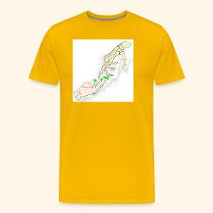 DissConnected Clothing - Men's Premium T-Shirt