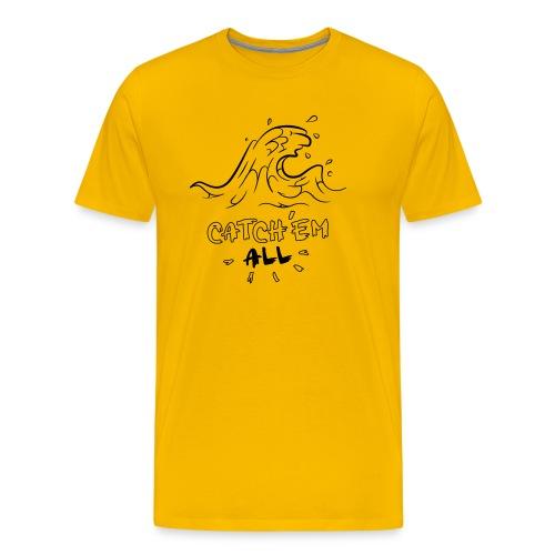 Catch them all - Men's Premium T-Shirt