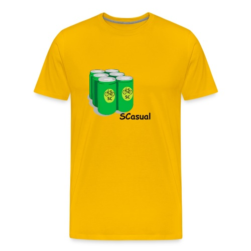 SCasual - Men's Premium T-Shirt