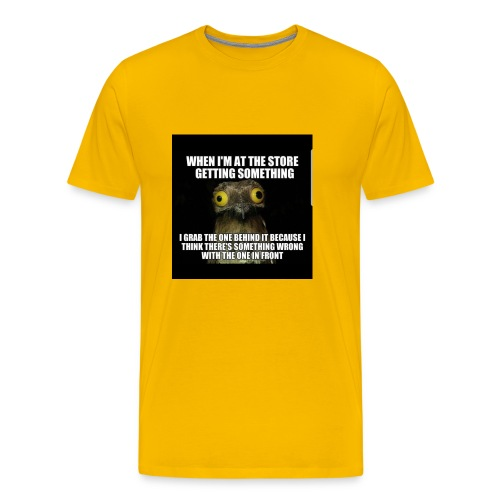 20180211 215834 - Men's Premium T-Shirt