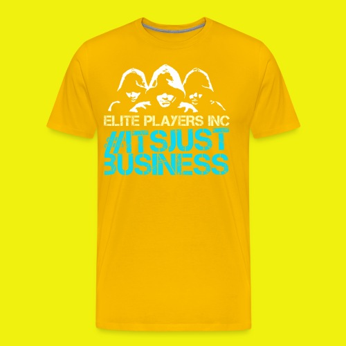 ElitePlayersInc Basic Design - Men's Premium T-Shirt