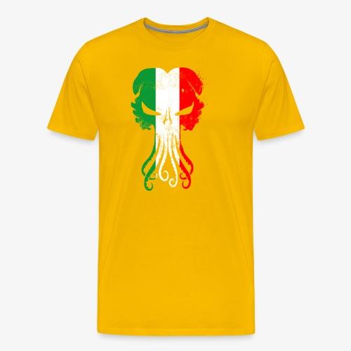 cthulhu Italy - Men's Premium T-Shirt