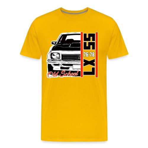 LX SS - Men's Premium T-Shirt