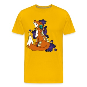 music Fox - Men's Premium T-Shirt