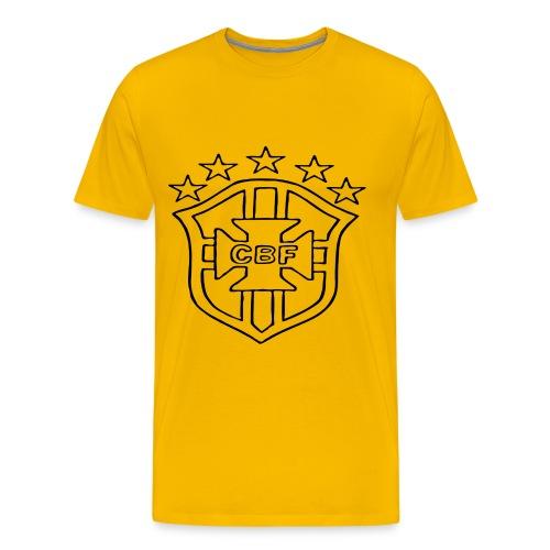 Brazil - Men's Premium T-Shirt