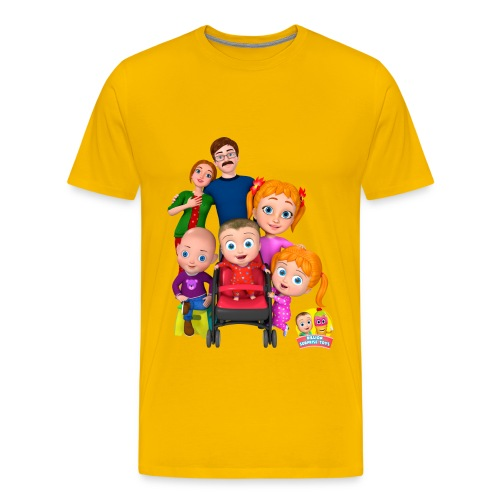 family capture - Men's Premium T-Shirt
