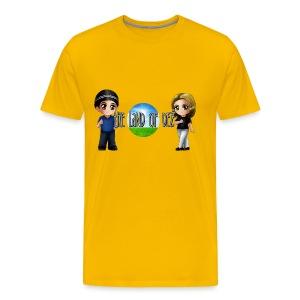 THE LAND OF DEZ DEZ & DACIA - Men's Premium T-Shirt
