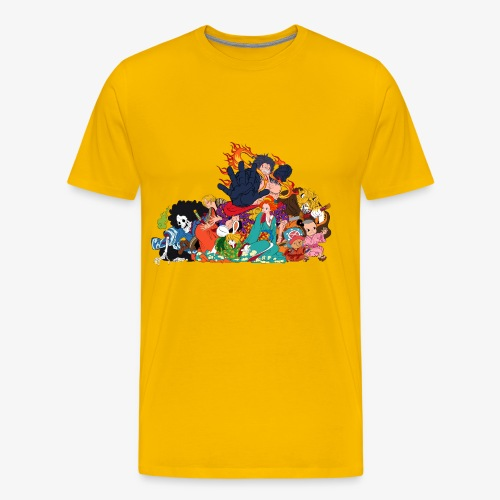 Zou! - Men's Premium T-Shirt