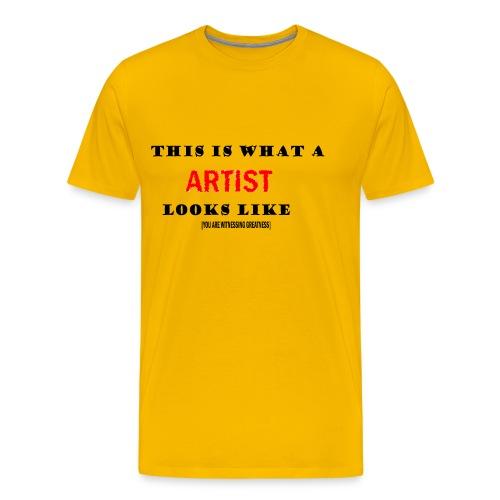 Art tee - Men's Premium T-Shirt