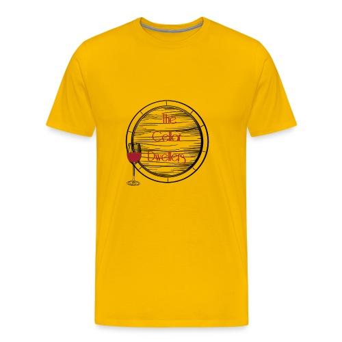 CD_black - Men's Premium T-Shirt