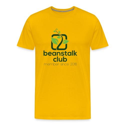 Beanstalk Club - Men's Premium T-Shirt