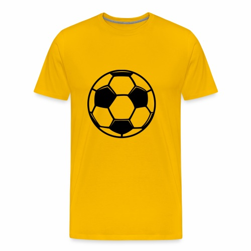 soccer zai - Men's Premium T-Shirt