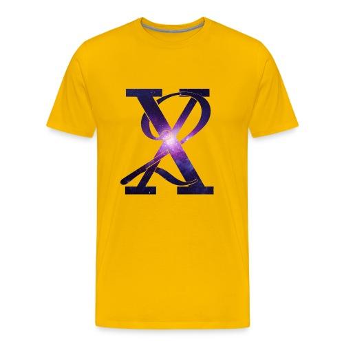 Galaxy X2 - Men's Premium T-Shirt