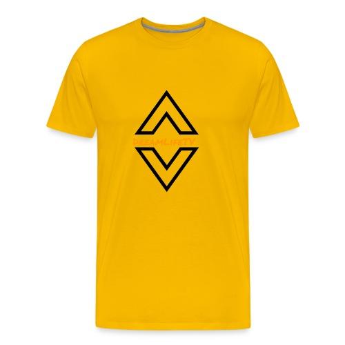DreamLifeTv - Men's Premium T-Shirt