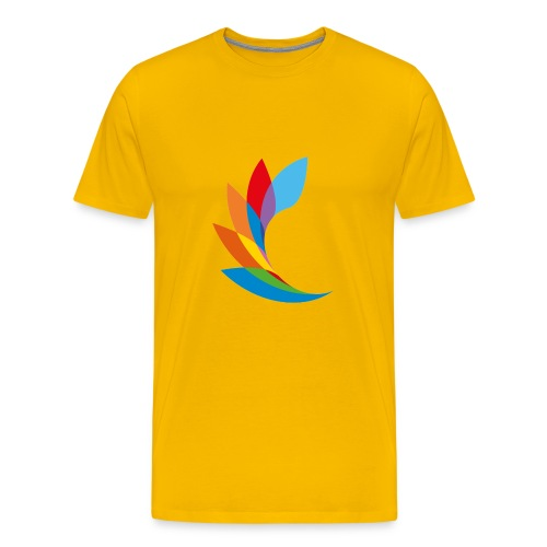 shirt color beautiful - Men's Premium T-Shirt