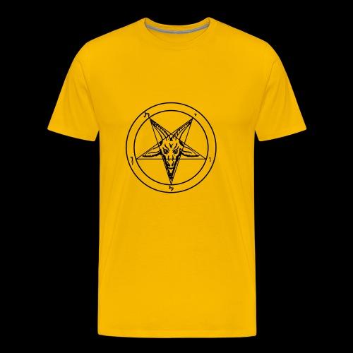 Sigil of Baphomet - Men's Premium T-Shirt