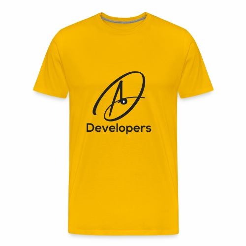 a Developers - Men's Premium T-Shirt