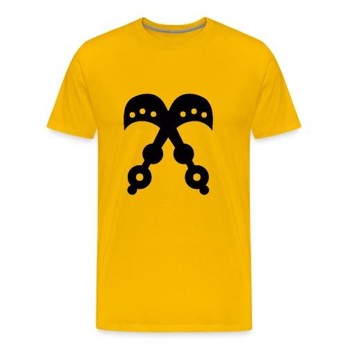 AKOFENA - Sword of War - Men's Premium T-Shirt
