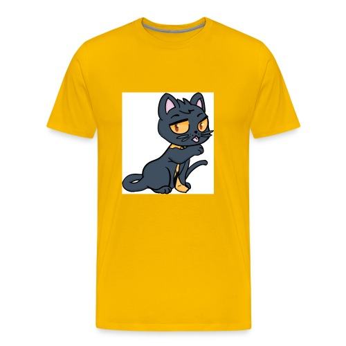 Kieran_Cat_Test - Men's Premium T-Shirt