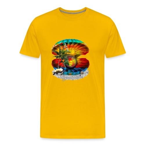 seypearl2 - Men's Premium T-Shirt