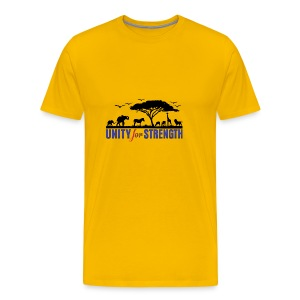 Unity for Strength - Men's Premium T-Shirt