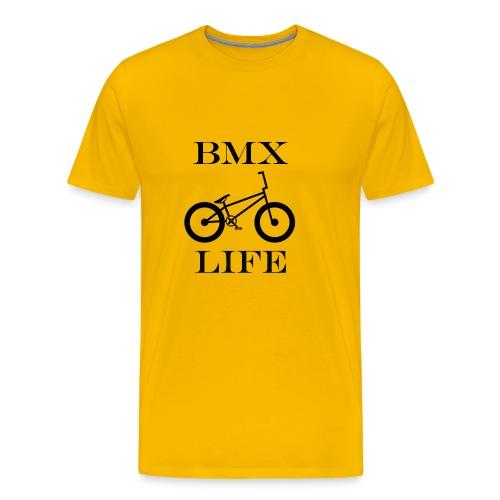 BMX LIFE - Men's Premium T-Shirt