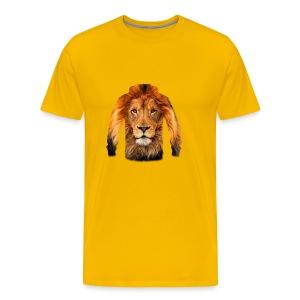 لبس أسد - Men's Premium T-Shirt