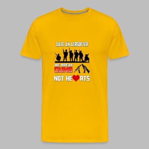 Funny! - Men's Premium T-Shirt