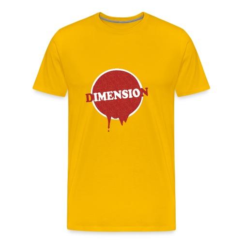 Dimension Prints - Men's Premium T-Shirt