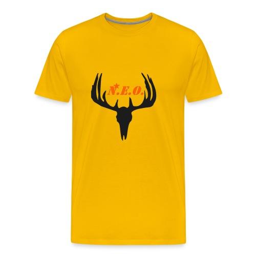 Northern Exposure Logo - Men's Premium T-Shirt