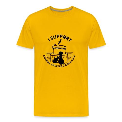 TshirtShelterZarkovicaDubrovnik - Men's Premium T-Shirt