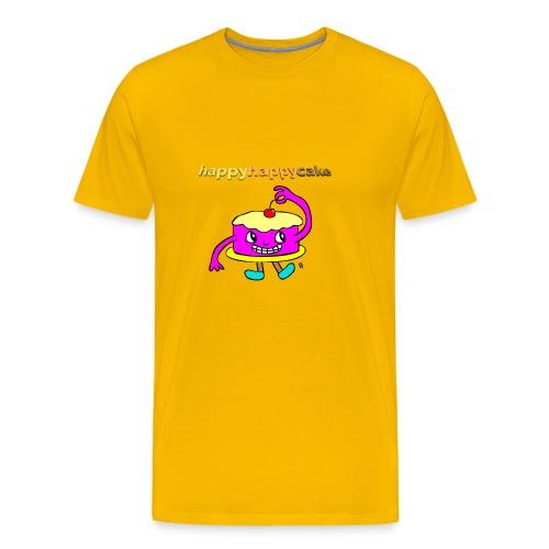 happyhappycake - Men's Premium T-Shirt