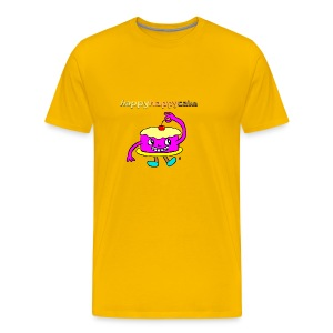 happyhappycake - Men's Premium T-Shirt
