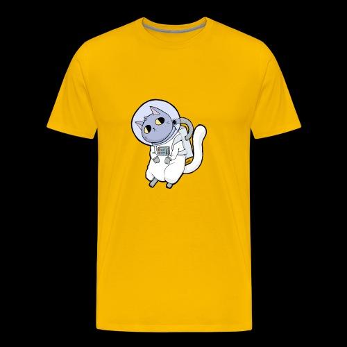 SpaceCat - Men's Premium T-Shirt